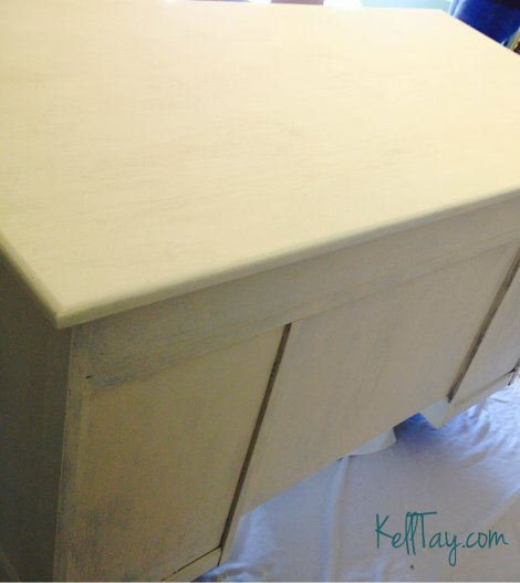 rhonda desk painted back