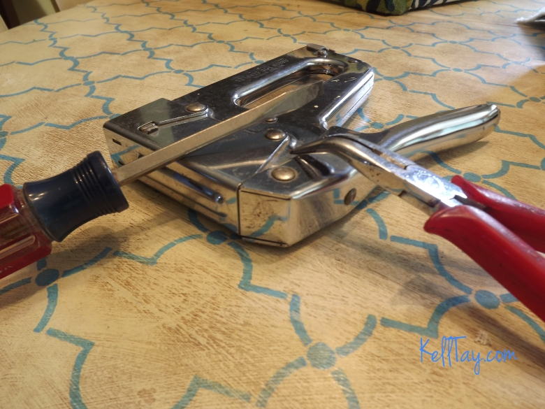 vanity bench tools