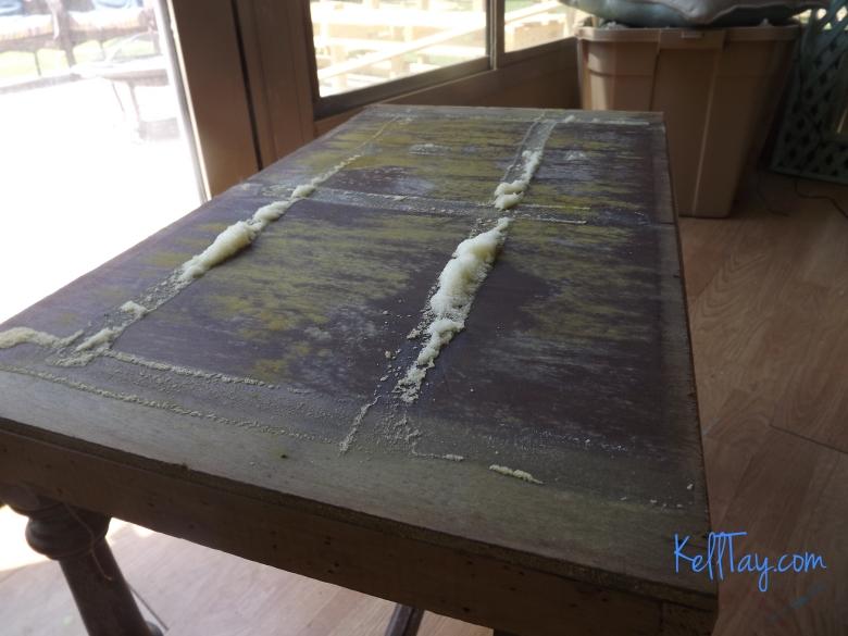 vanity bench top pre sand