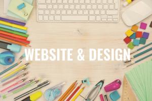 website and design