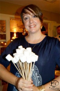 marshmallow boquet